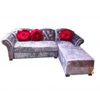 Bộ Sofa phòng khách khung gỗ dầu AMA-BS-10