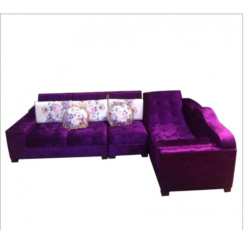 Bộ Sofa phòng khách khung gỗ dầu AMA-BS-14