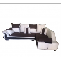 Bộ Sofa phòng khách khung gỗ dầu AMA-BS-16