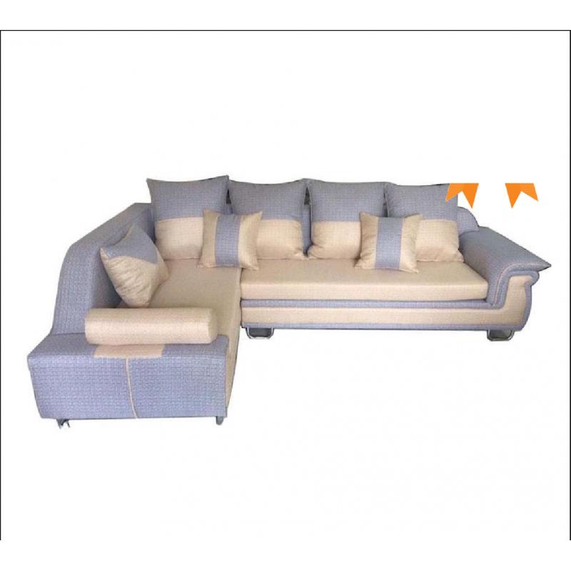 Bộ sofa phòng khách khung gỗ dầu AMA-BS-24