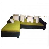 Bộ Sofa phòng khách khung gỗ dầu AMA-BS-25