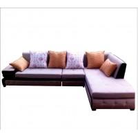 Bộ Sofa phòng khách khung gỗ dầu AMA-BS-26