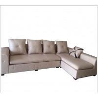 Bộ Sofa phòng khách khung gỗ dầu AMA-BS-27