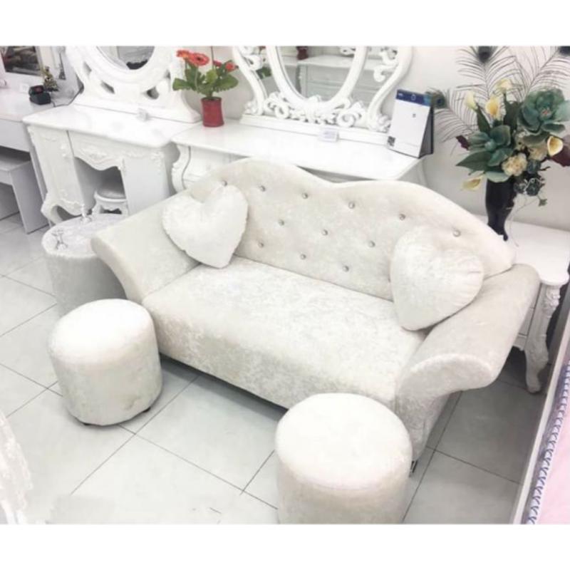 Bộ Sofa cổ điển AMA Furniture MNBS-LOVE-V1